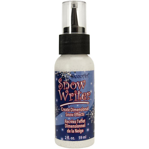 Snow Writer 2oz White