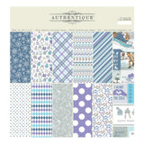 Authentique Collection Kit 12x12 inch - Frosted