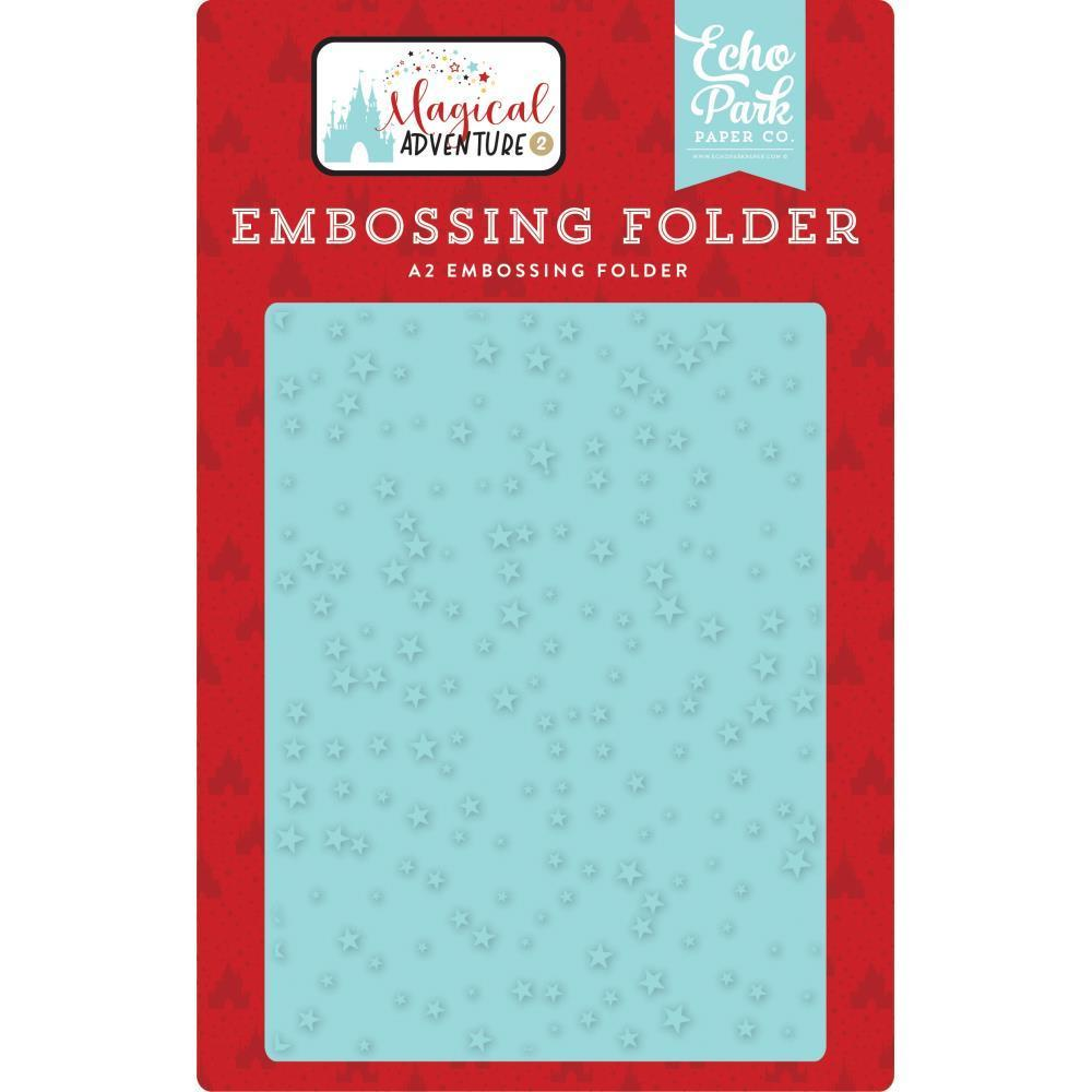 Echo Park Embossing Folder A2 - Make A Wish