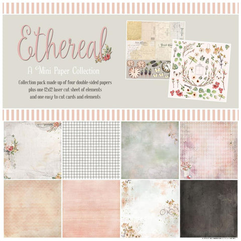 49 and Market - 12 x 12 inch Collection Pack - Ethereal