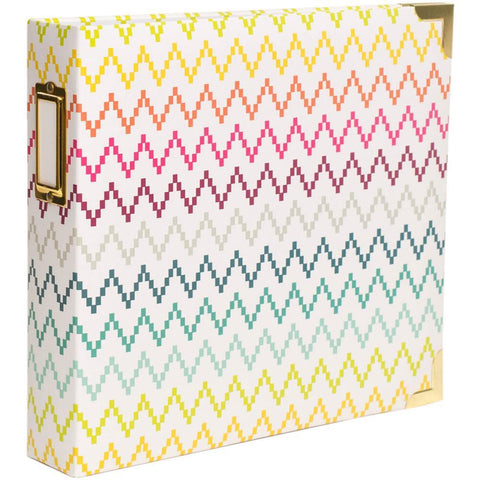 Project Life D-Ring Album 8in x 8in - Chevron