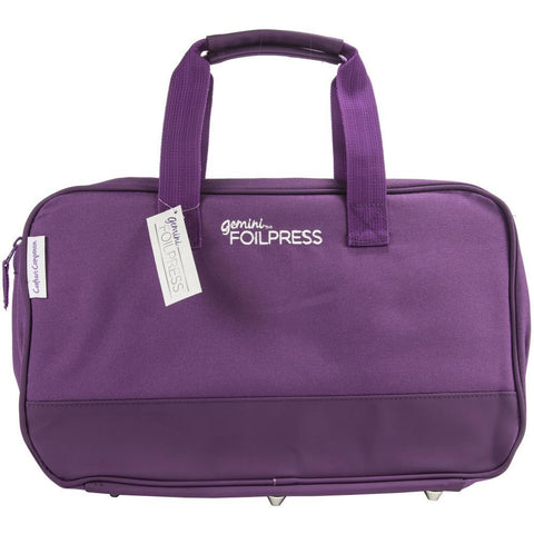 Crafters Companion - Gemini-Foilpress Hot Foiler Bag - Purple
