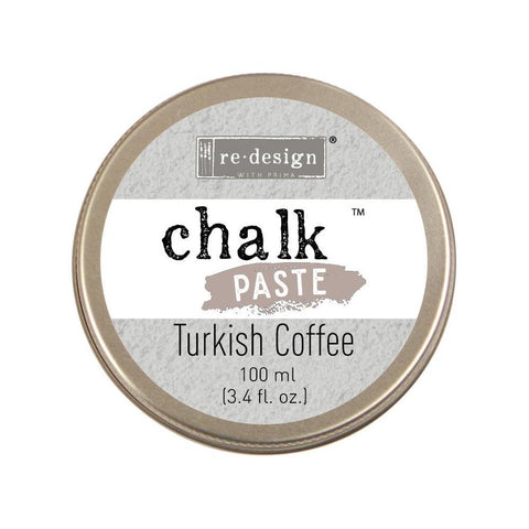 Prima Marketing - Prima Re-Design Chalk Paste 100ml - Turkish Coffee