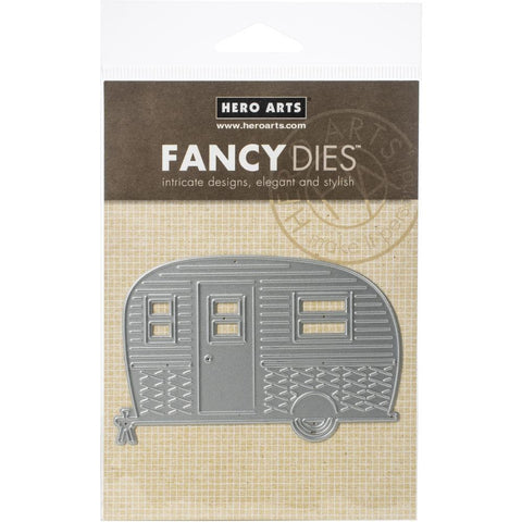 Hero Arts - Fancy Dies Camper