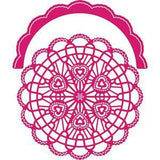 Cheery Lynn Dies - Candy Hearts Doily