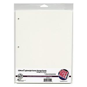 Crafter's Companion Ezmount Stamp N' Store Storage Panels 5 Pack