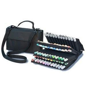 Copic Pen Wallet - Holds 72