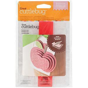 Cuttlebug A2 Embossing Folder/Border Set Kaleidoscope