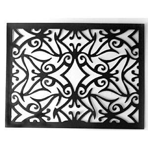 Cheery Lynn - Mediterranean Lace Rectangle Frame