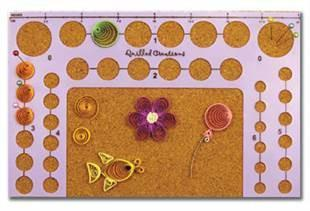 Quilled Creations - Circle Template Board