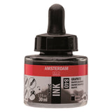 840 - Talens Amsterdam Acrylic Ink 30ml - Graphite
