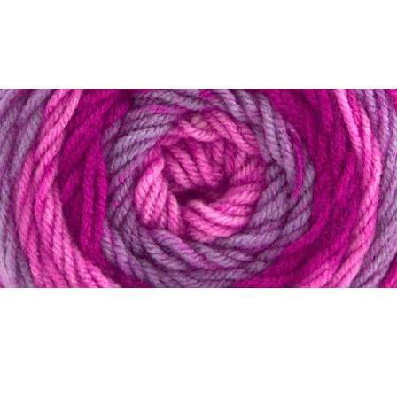 Premier Yarns - Sweet Roll Yarn - Raspberry Swirl