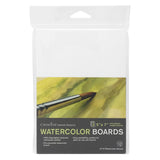 Crescent - Watercolour Board 3 pack, 5 inch X7 inch - White