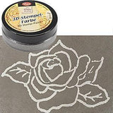 Viva Decor - 3D Stamp Paint - Transparent *