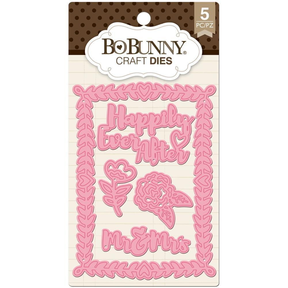 Bo Bunny Essentials Card Dies - Ever After