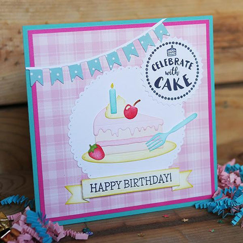 Elizabeth Crafts Clear Stamps - Banner Sentiments