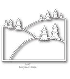 Poppystamps Dies  - Evergreen Hillside