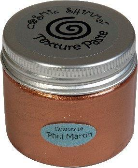 Phill Martin Cosmic Shimmer Sparkle Texture Paste - Copper