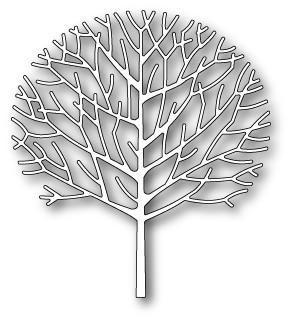 Poppystamps - Trim Tree Die