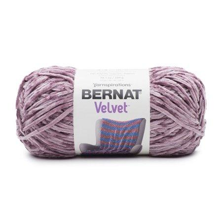 Bernat - Velvet Yarn - Shadow Purple - 300g