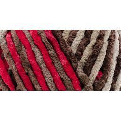 Bernat Blanket Big Ball Yarn 10.5oz/300g- Raspberry Trifle