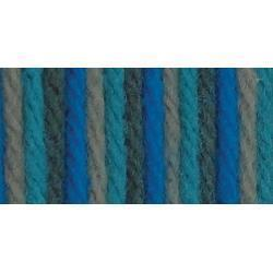 Bernat Softee Chunky Ombre Yarn 3.5oz/100g  - Deep Waters