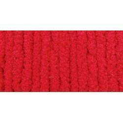 Bernat Blanket Brights Big Ball Yarn 5.3oz/150g - Racecar Red