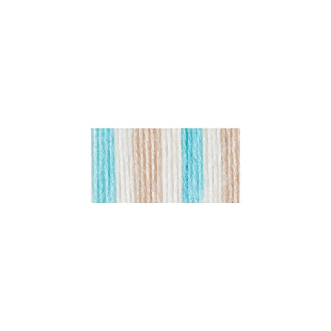 Bernat Baby Sport Big Ball Yarn - Ombres Popsicle Blue - 9.8oz/280g, 893yd/816m.