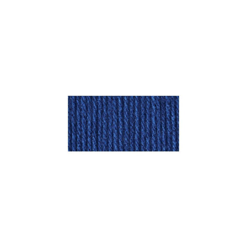Bernat Super Value Solid Yarn - Royal Blue - 7oz (197g) 426yd