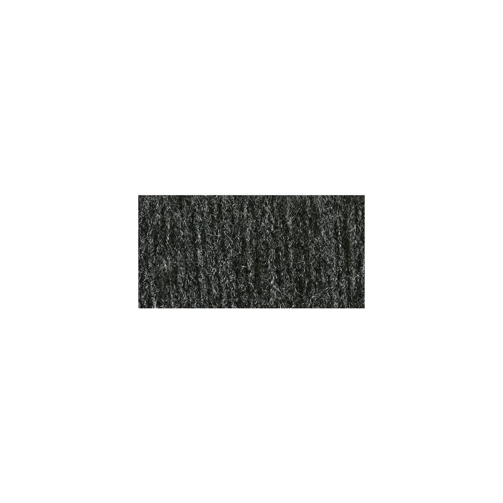 Bernat Super Value Solid Yarn - Dark Grey
