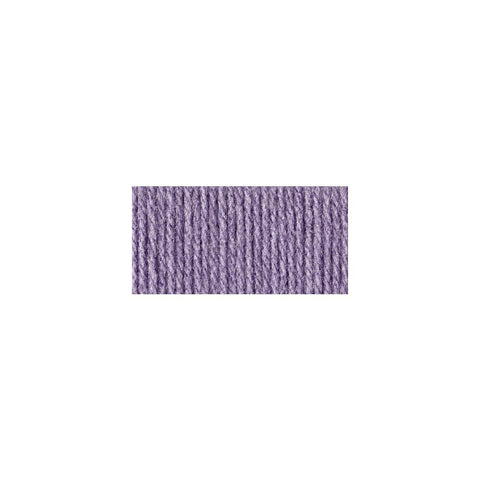 Bernat Super Value Solid Yarn - Lavender - 7oz (197g) 426yd