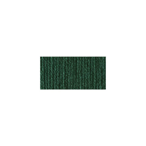 Bernat Super Value Solid Yarn - Deep Sea Green - 7oz (197g) 426yd