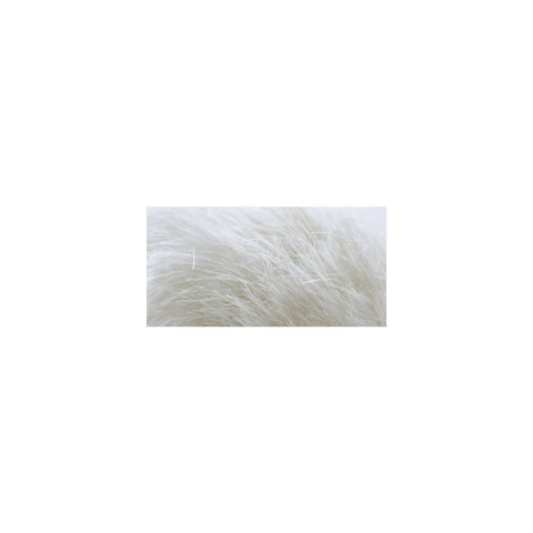 Bernat Faux Fur Pompom 1 pack - White Rabbit