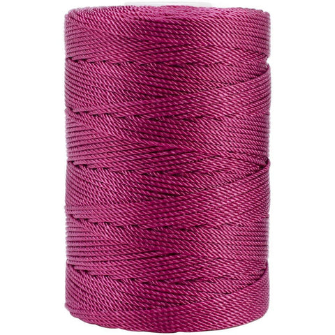 Crochet Nylon Thread Fuchsia Size 18