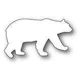 Poppystamps Die - Roaming Polar Bear