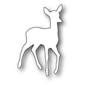 Poppystamps Die - Tender Deer