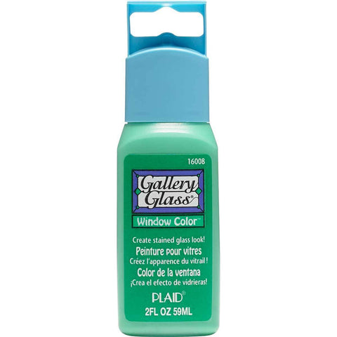 Gallery Glass Window Colour 2oz Kelly Green