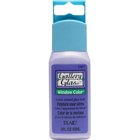 Gallery Glass Window Colour 2oz Lavender