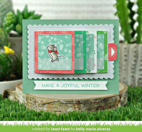 Lawn Cuts - Custom Craft Die - Flippin Awesome Add-On