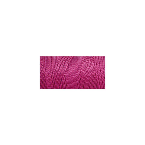 Iris Nylon Thread Size 2 - Dark Pink
