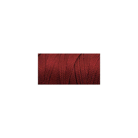 Iris Nylon Thread Size 2 - Burgundy