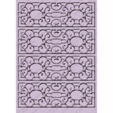Cuttlebug 5inch X7inch Embossing Folder Mary Ann