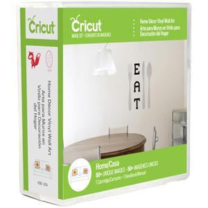 Cricut Project Shape Cartridge - Wall Decor
