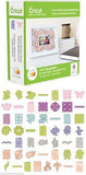 Cricut Shape Cartridge Annas Garden Cards & Embellishments