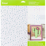 Cricut Foil Acetate Sampler 12X12 12 pack Bejeweled