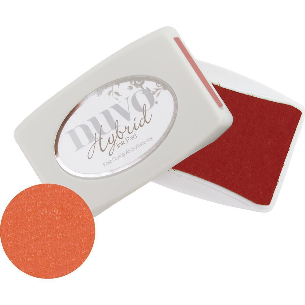 Tonic Studios Nuvo Hybrid Ink Pad Poppy Red