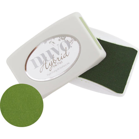 Tonic Studios Nuvo Hybrid Ink Pad Safari Green