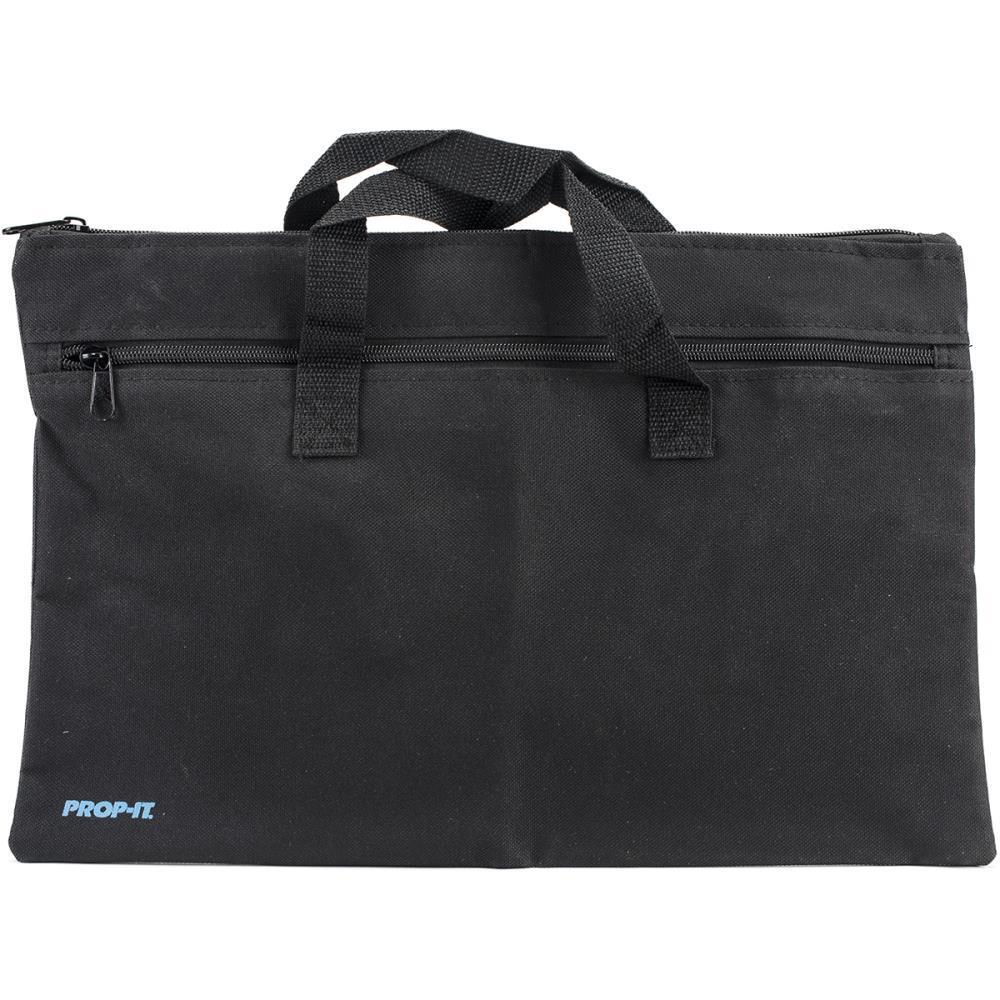 PROP-IT Needlework Tote Bag Black