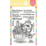 Waffle Flower Crafts Clear Stamps 4 inchX6 inch - Plant Kindness