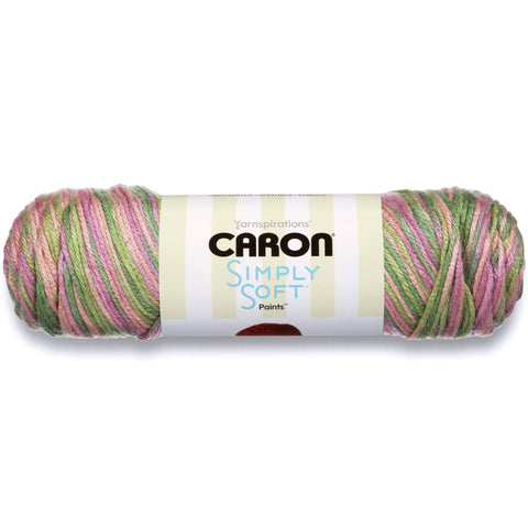 Caron Simply Soft Paints Yarn Rose Garden